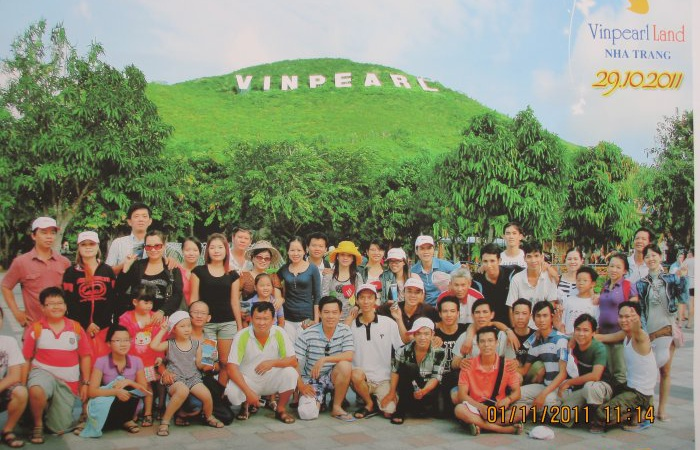 Nha Trang - Vinpearl 03 days 03 nights - great!